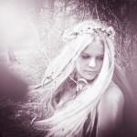 Blumenmädchen #