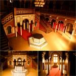 Orientalische Sauna