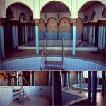 Saunabereich 1. Klasse